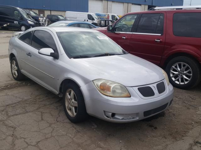 Pontiac salvage cars for sale: 2007 Pontiac G5