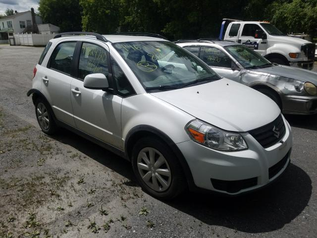 Suzuki SX4 salvage cars for sale: 2013 Suzuki SX4