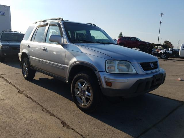 Honda CR-V SE salvage cars for sale: 2001 Honda CR-V SE