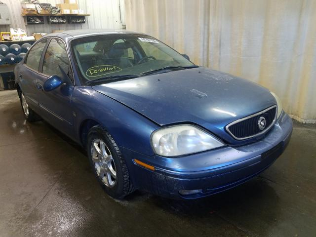 Mercury salvage cars for sale: 2002 Mercury Sable LS P