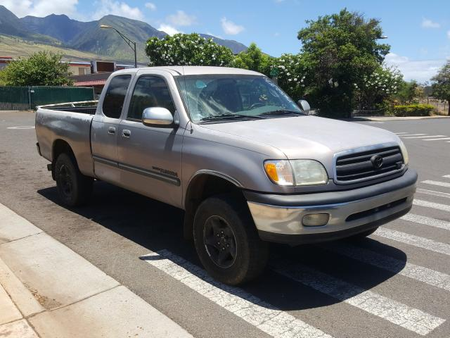 Toyota Tundra ACC salvage cars for sale: 2000 Toyota Tundra ACC