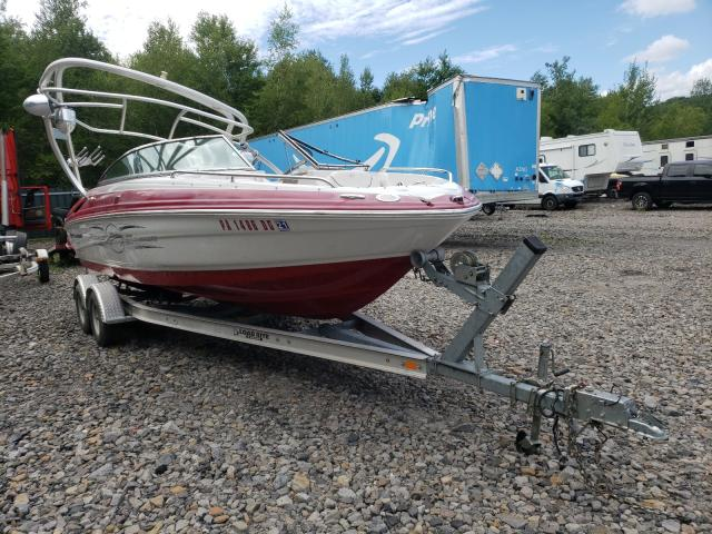 Salvage cars for sale from Copart Duryea, PA: 2010 Crownline Boat Trlr