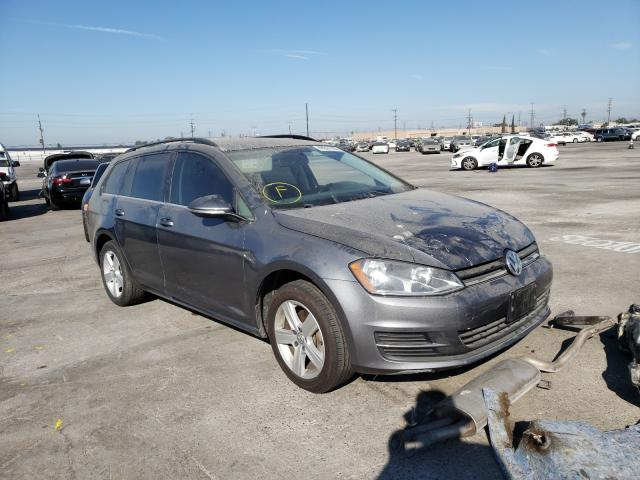 Salvage 2015 VOLKSWAGEN GOLF - Small image. Lot 44591760