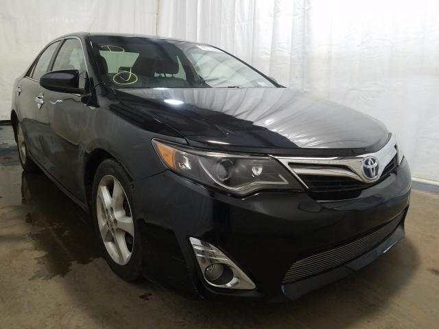 Salvage cars for sale from Copart Central Square, NY: 2014 Toyota Camry Hybrid
