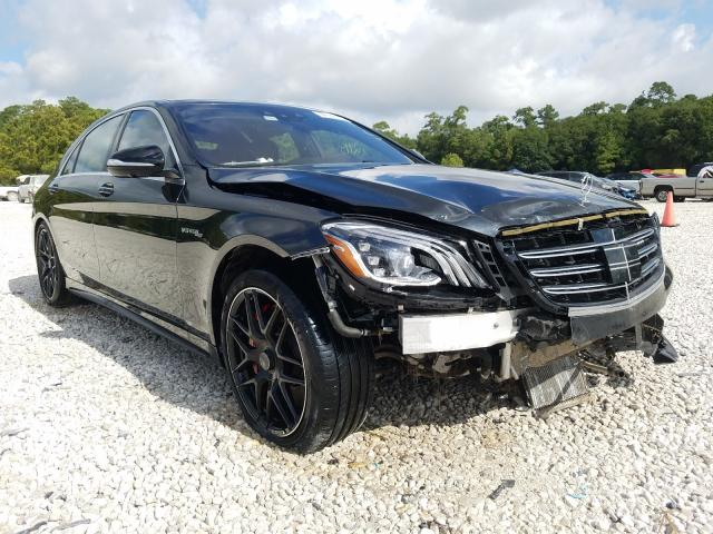 2020 Mercedes-Benz S 63 AMG 4 for sale in Houston, TX