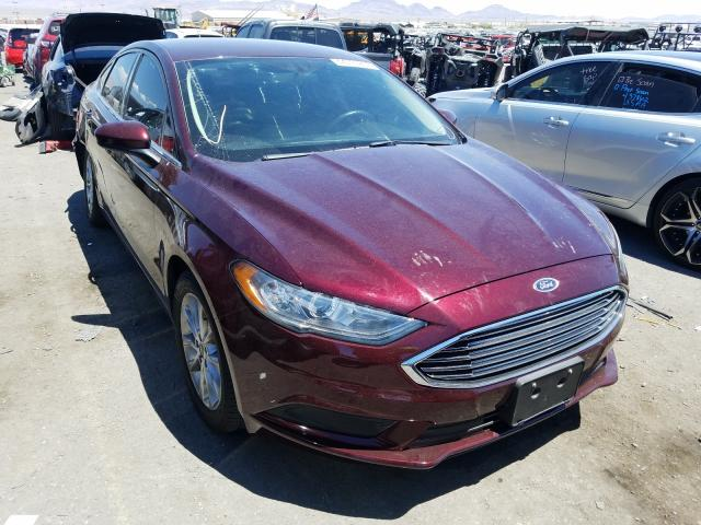 2017 Ford Fusion SE for sale in Las Vegas, NV