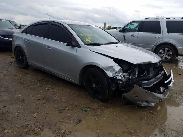 Salvage cars for sale from Copart Kansas City, KS: 2015 Chevrolet Cruze LT