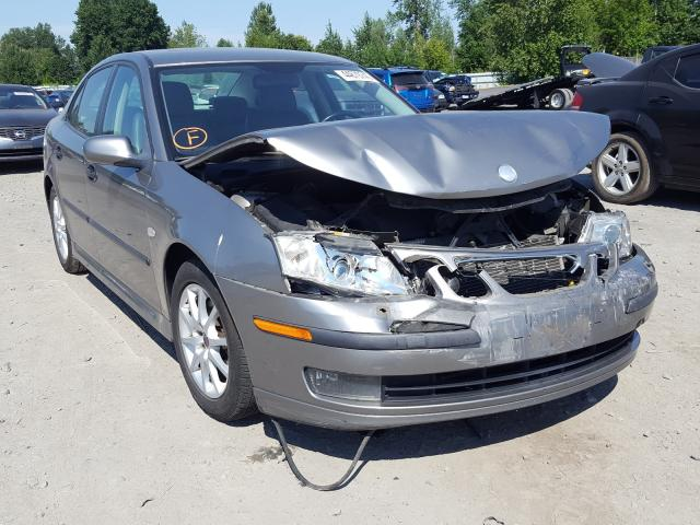 Saab salvage cars for sale: 2004 Saab 9-3 ARC