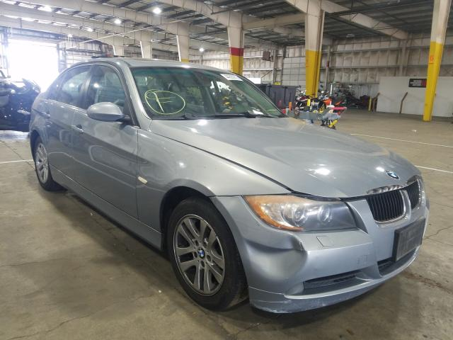 BMW salvage cars for sale: 2006 BMW 325 XI