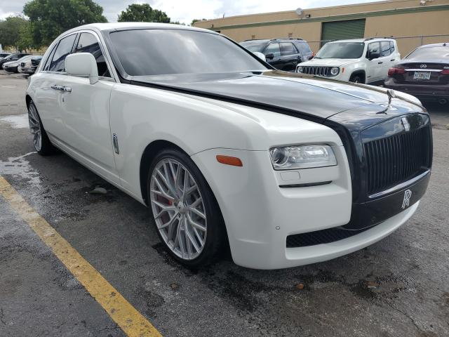 Rolls-Royce Ghost salvage cars for sale: 2010 Rolls-Royce Ghost