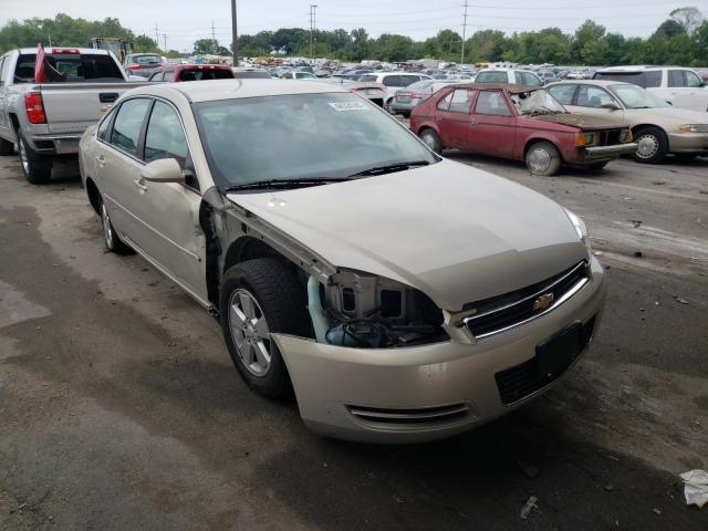 Salvage cars for sale from Copart Fort Wayne, IN: 2008 Chevrolet Impala LT