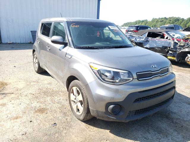 KIA Soul salvage cars for sale: 2019 KIA Soul