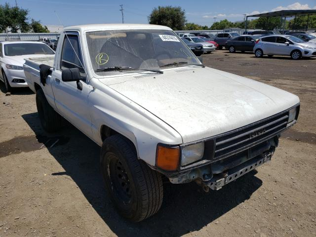 Toyota Pickup 1/2 salvage cars for sale: 1987 Toyota Pickup 1/2