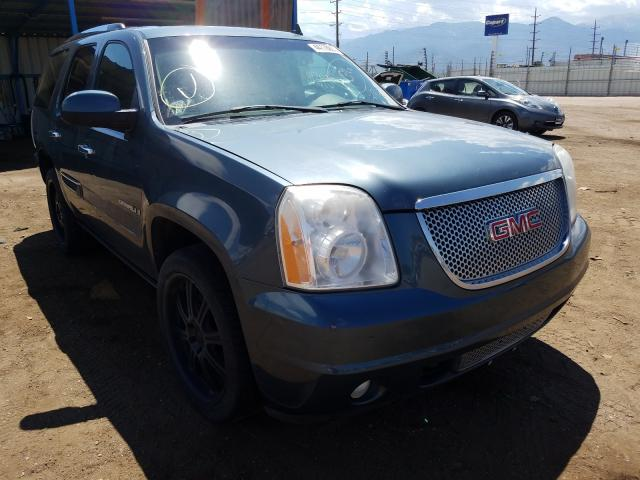 GMC Yukon Dena salvage cars for sale: 2008 GMC Yukon Dena