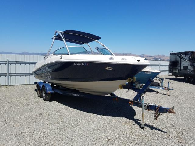 Salvage 2008 Sea Ray BOAT for sale