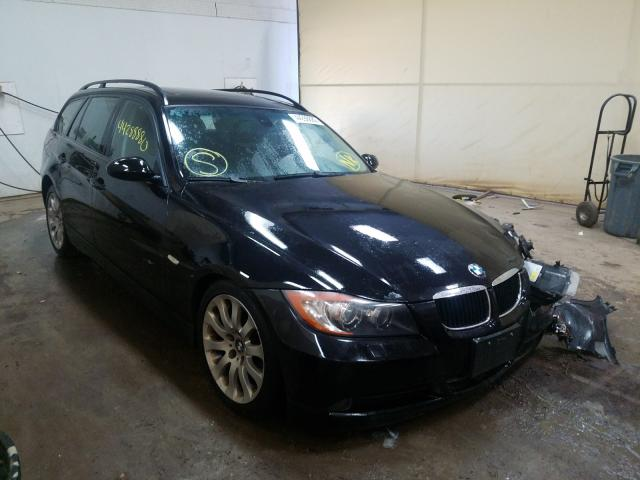 BMW 325 XIT salvage cars for sale: 2006 BMW 325 XIT