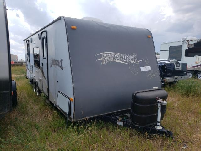 Adirondack salvage cars for sale: 2007 Adirondack Camper