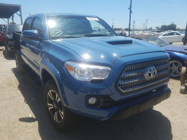 Toyota Tacoma DOU salvage cars for sale: 2019 Toyota Tacoma DOU