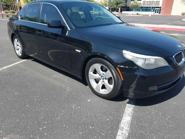 BMW salvage cars for sale: 2008 BMW 528 I