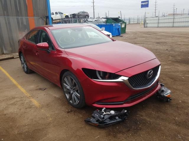Mazda salvage cars for sale: 2018 Mazda 6 Grand Touring
