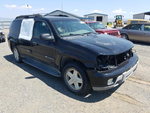 Salvage cars for sale from Copart Helena, MT: 2003 Chevrolet Trailblazer