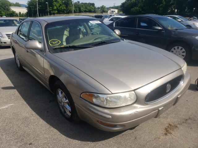 Buick salvage cars for sale: 2004 Buick Lesabre LI