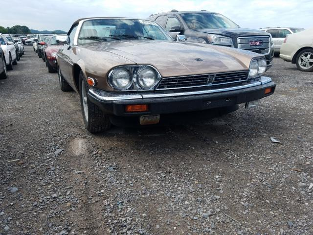 Jaguar salvage cars for sale: 1990 Jaguar XJS