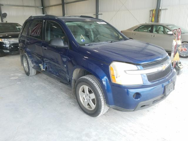 Salvage 2008 CHEVROLET EQUINOX - Small image. Lot 44801270