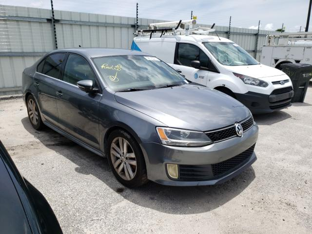 Volkswagen salvage cars for sale: 2012 Volkswagen Jetta GLI