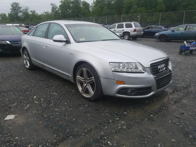 Salvage cars for sale from Copart Waldorf, MD: 2011 Audi A6 Premium