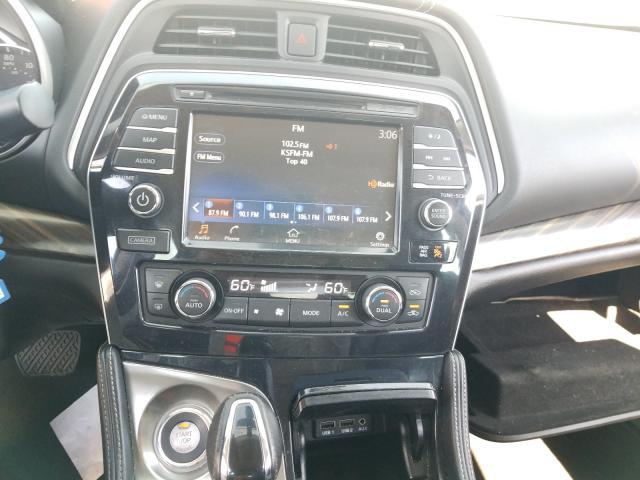 2018 Nissan MAXIMA | Vin: 1N4AA6AP9JC397309