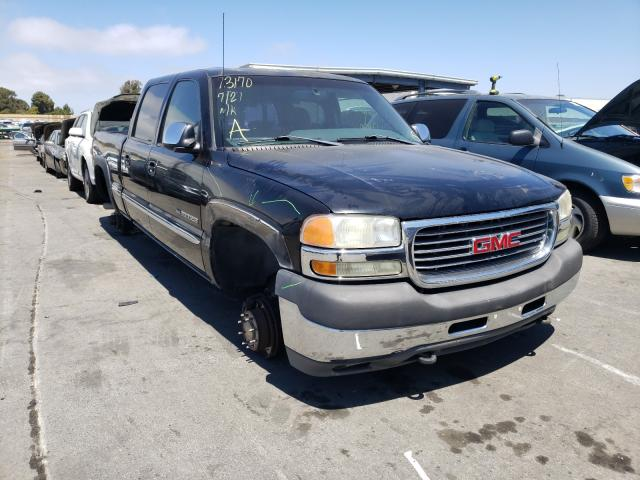 GMC Sierra K25 salvage cars for sale: 2001 GMC Sierra K25