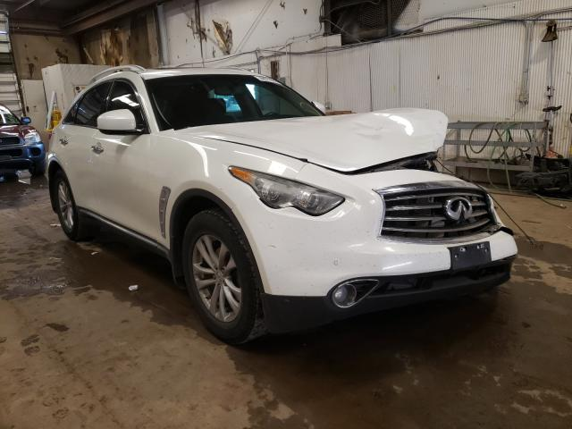 Infiniti salvage cars for sale: 2012 Infiniti FX35