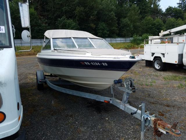 Bayliner salvage cars for sale: 1995 Bayliner Boat