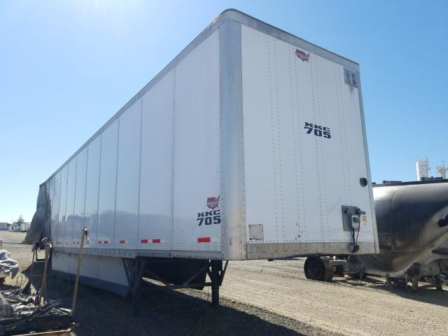 Wabash salvage cars for sale: 2019 Wabash Trailer