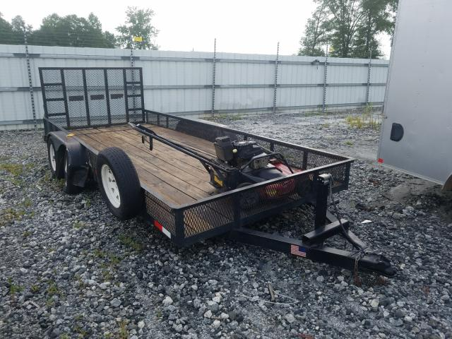 Trail King salvage cars for sale: 2016 Trail King Trailer