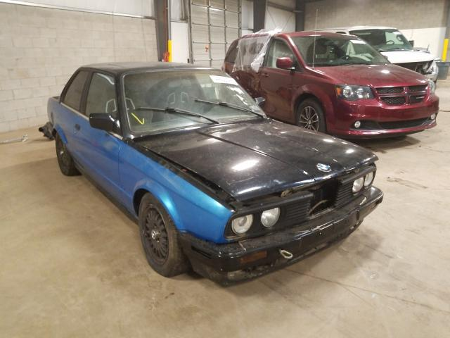 BMW 325 I Automatic salvage cars for sale: 1991 BMW 325 I Automatic