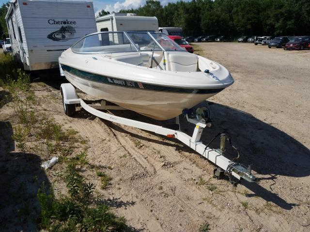 Bayliner salvage cars for sale: 2000 Bayliner 1850 Capri