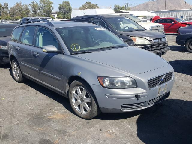 Salvage cars for sale from Copart Colton, CA: 2006 Volvo V50 2.4I