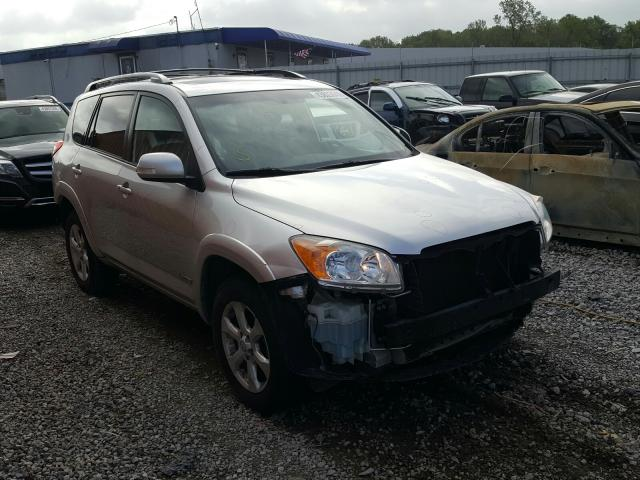 Toyota Rav4 Limited salvage cars for sale: 2009 Toyota Rav4 Limited