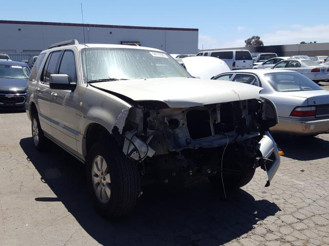 Mercury Mountainee salvage cars for sale: 2006 Mercury Mountainee