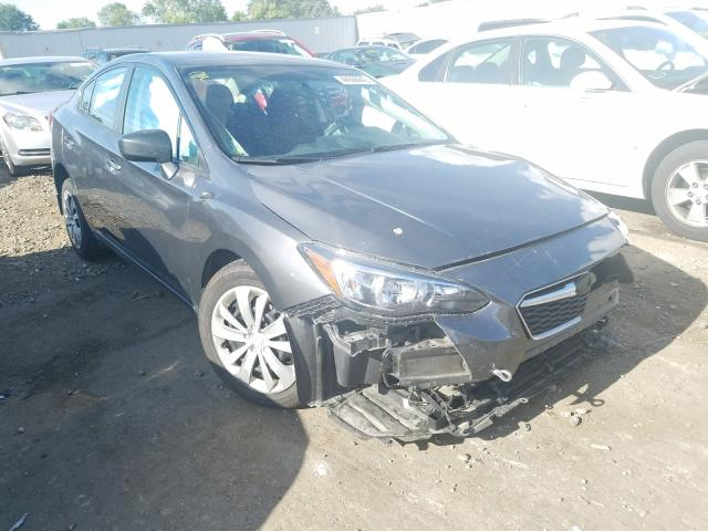 Subaru Impreza salvage cars for sale: 2018 Subaru Impreza