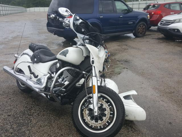 Indian Motorcycle Co. Chieftain salvage cars for sale: 2017 Indian Motorcycle Co. Chieftain
