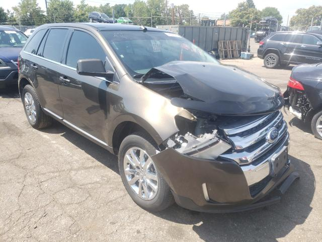 Ford Edge Limited salvage cars for sale: 2011 Ford Edge Limited