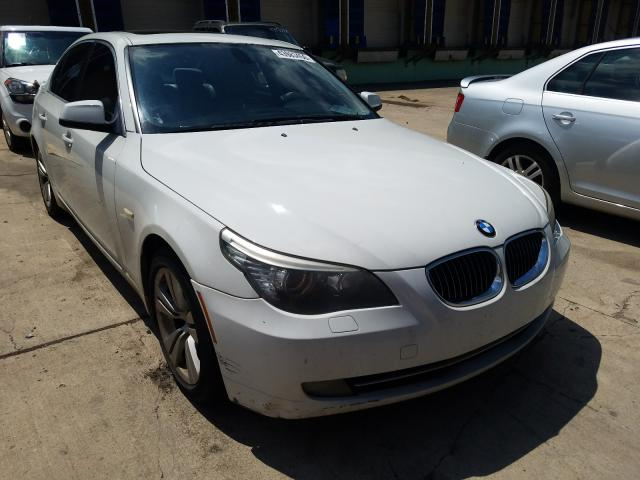 BMW 528 I salvage cars for sale: 2010 BMW 528 I