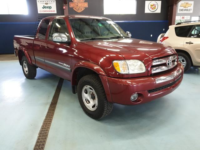 Toyota Tundra ACC salvage cars for sale: 2003 Toyota Tundra ACC