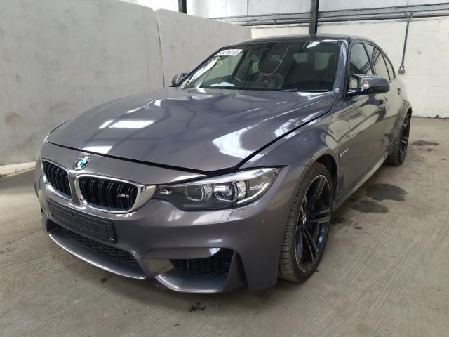 BMW M3 S-A - 2017 rok
