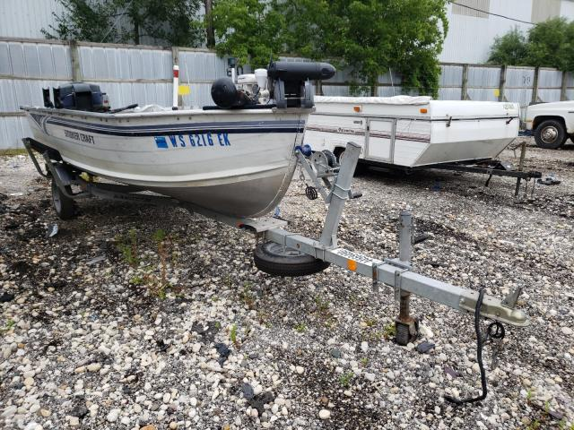 Smokercraft salvage cars for sale: 1998 Smokercraft Runabout