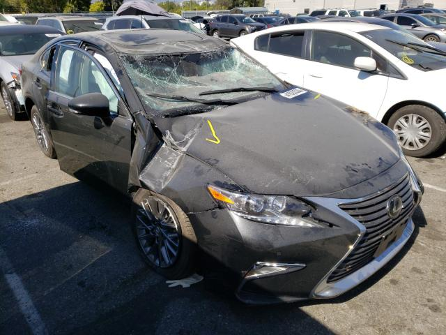 Salvage cars for sale from Copart Rancho Cucamonga, CA: 2018 Lexus ES 350