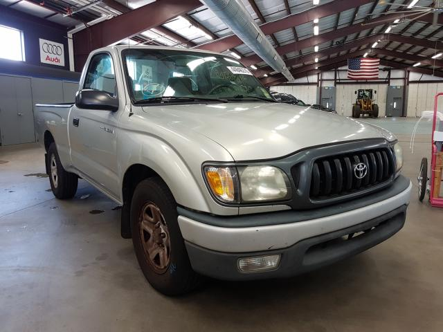 Toyota Tacoma salvage cars for sale: 2004 Toyota Tacoma